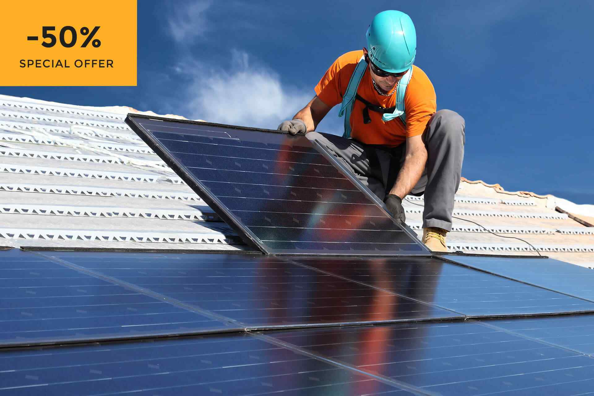 Special Solar Panel Pricing! Call for pricing in your area and home